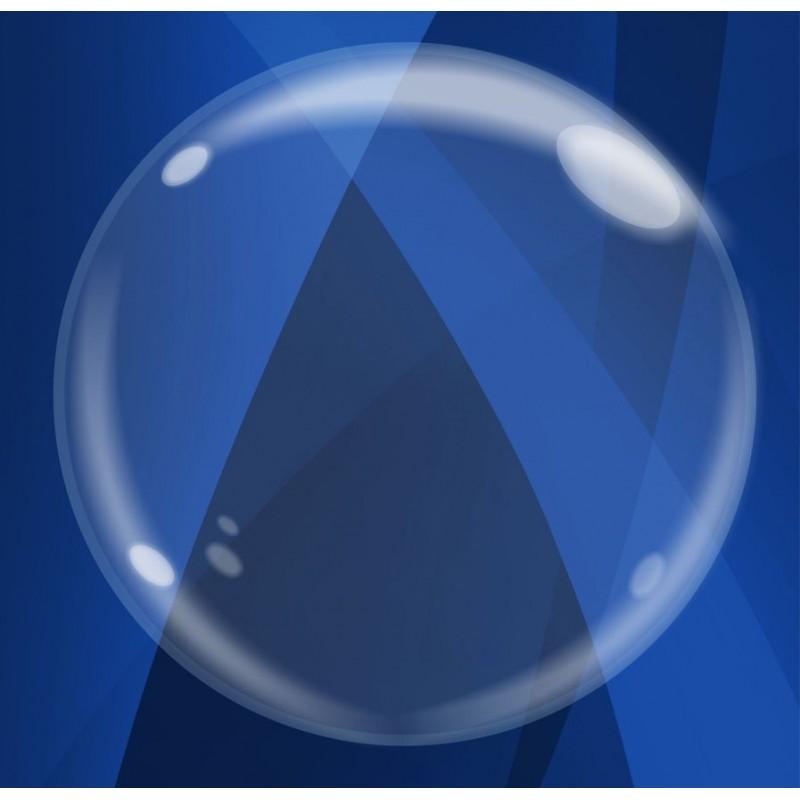 """Clear Deco-Bubble (20"""")(PQ/N1221)"""