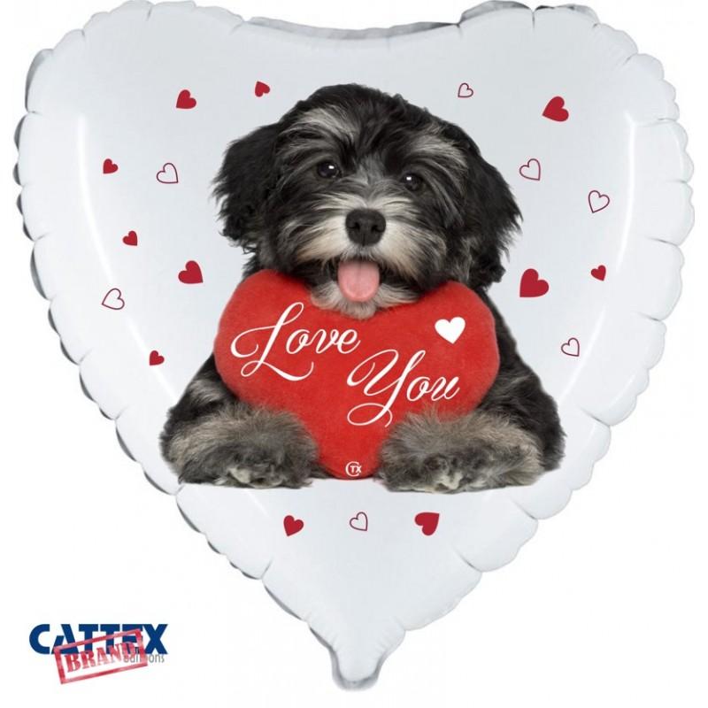 "CTX+ - Puppy Love Havanese (18"")(PM/CC094)"