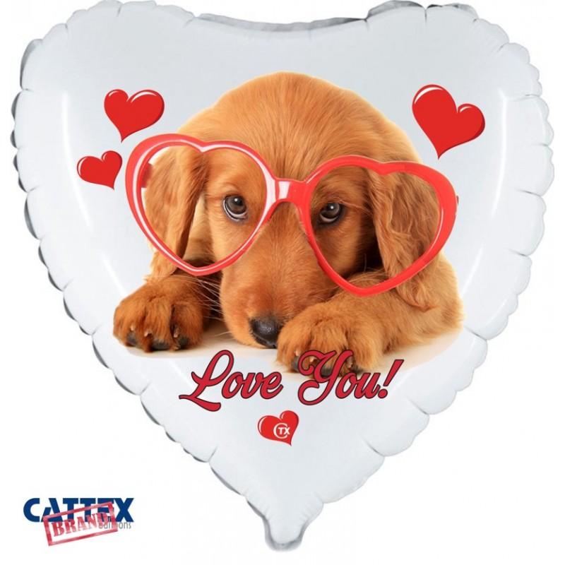 """CTX+ - Puppy Love Dachshund (18"""")(PM/CC095)"""