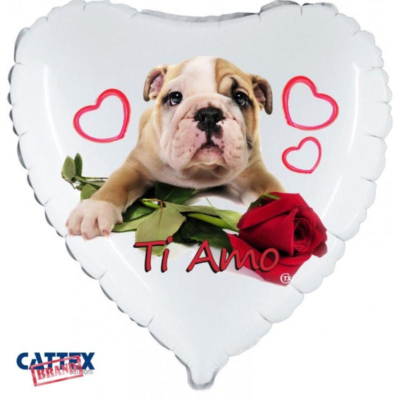 "CTX+ - Puppy Love Bulldog (18"")(PM/CC093)"