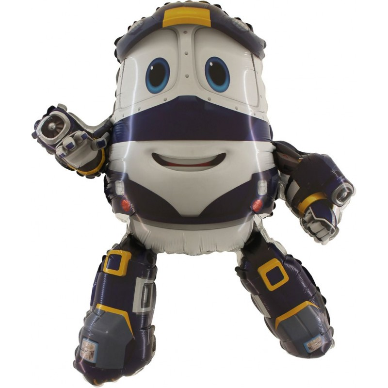 Palloncini Robot Trains Kay 35