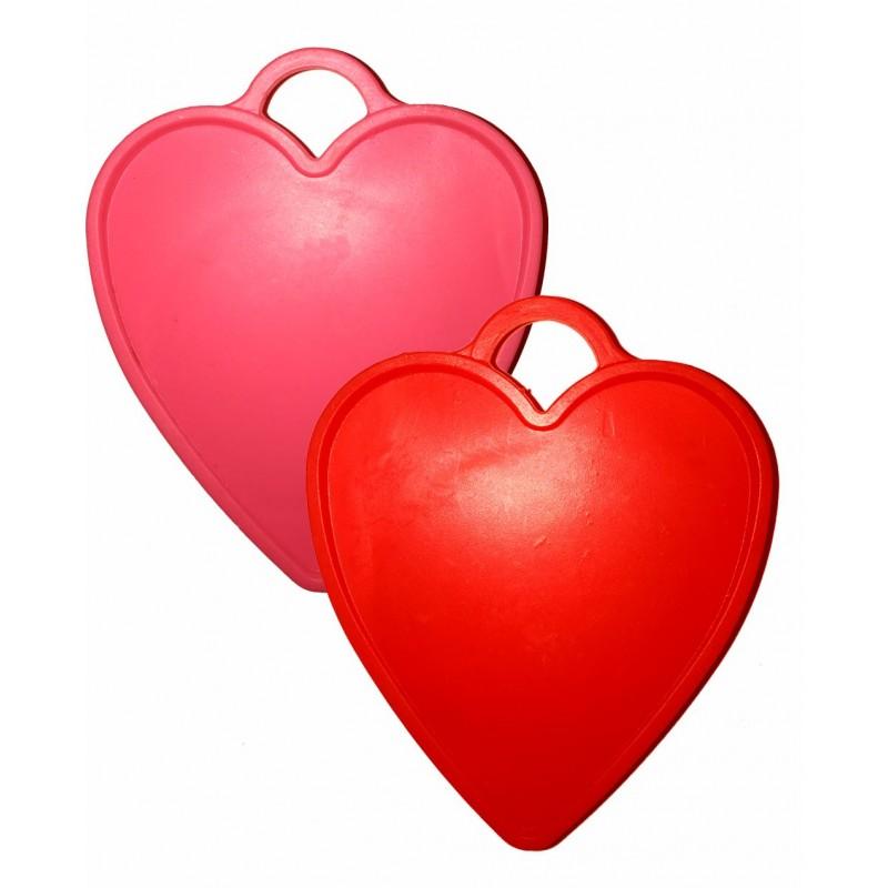 Heart Shaped Balloon Weights