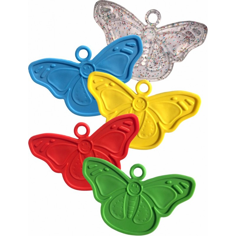 Butterfly Shaped Balloon Weights (Cattex)