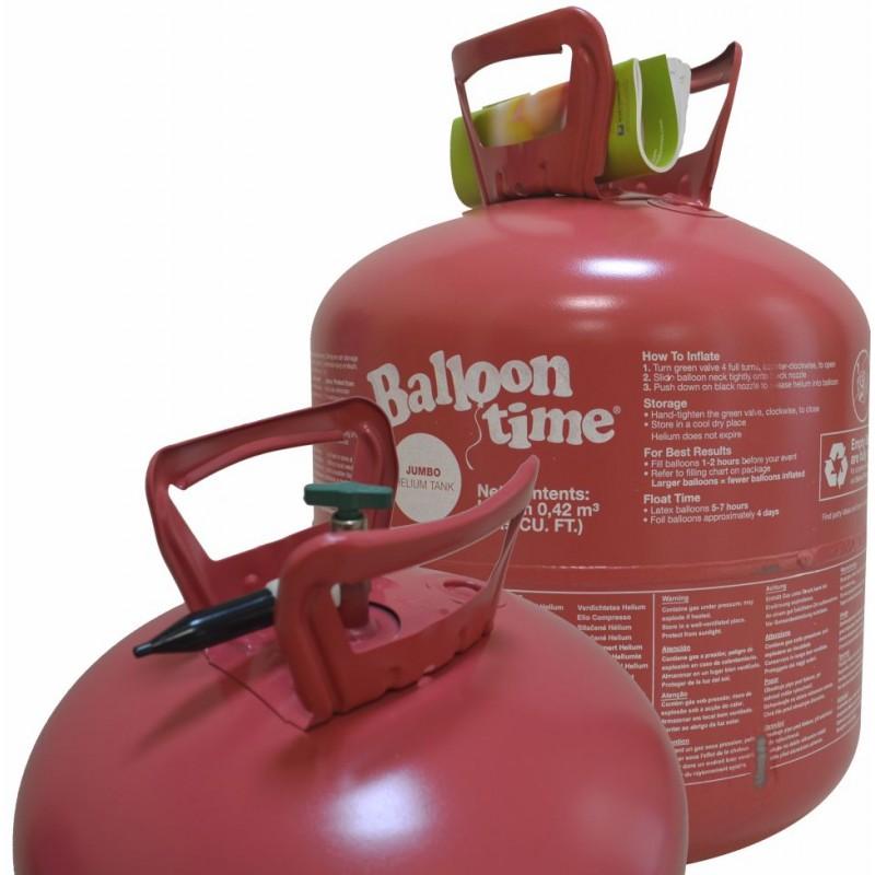 Balloon Time Jumbo Helium Tank (Cattex)