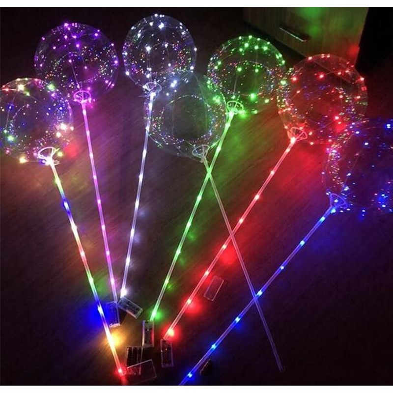 Bubble Balloons LED Lights (Cattex)