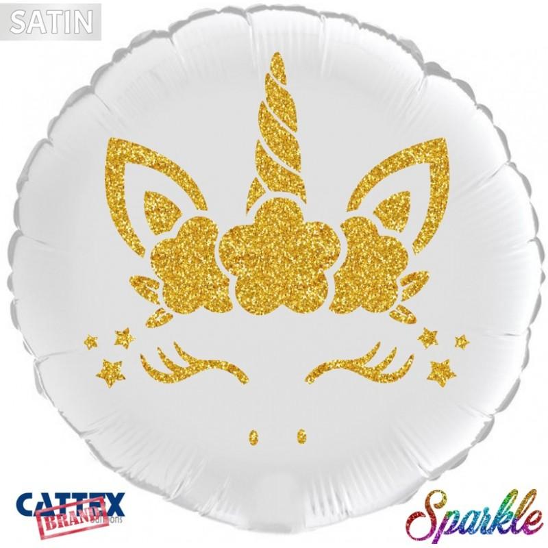 "CTX - Unicorn Sparkle (18"")(PM/SPK118)"