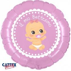 """CTX+ - Battesimo Bimba Rosa (18"""")"""