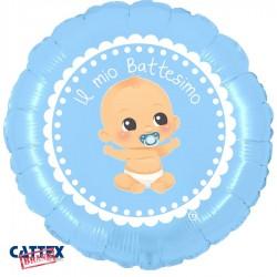 """CTX+ - Battesimo Bimbo Celeste (18"""")"""