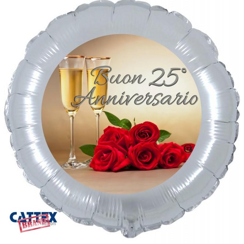 Buon 25 anniversario si22 pineglen for 25esimo anniversario