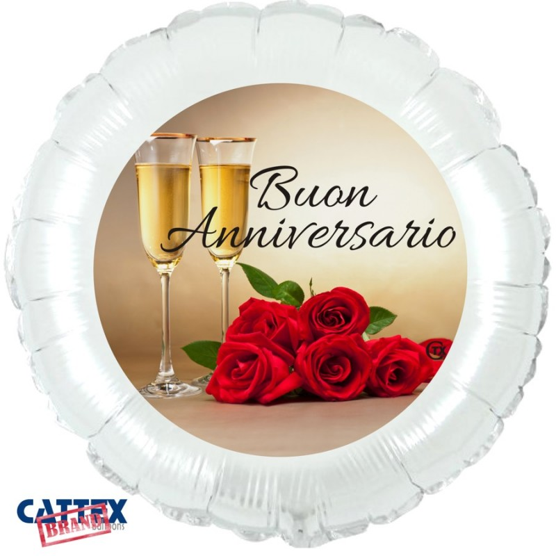 """Amato CTX+ - Buon Anniversario (18"""") DO16"""