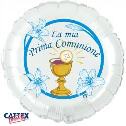 "CTX+ - Prima Comunione Blu (18"")"