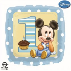 "Primo Compleanno Mickey Mouse (18"")"