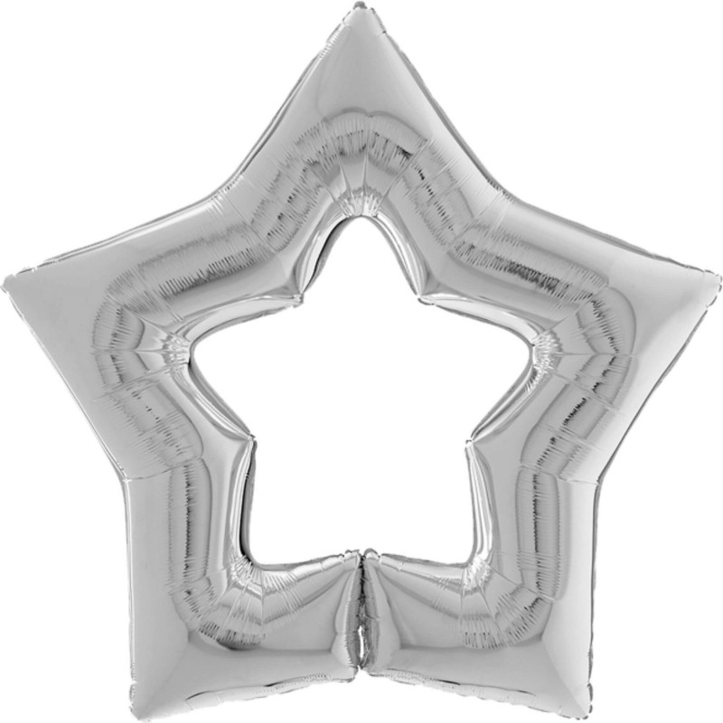 Cattex Palloncini Mylar Stella Concatenabile Da 48 Pollici