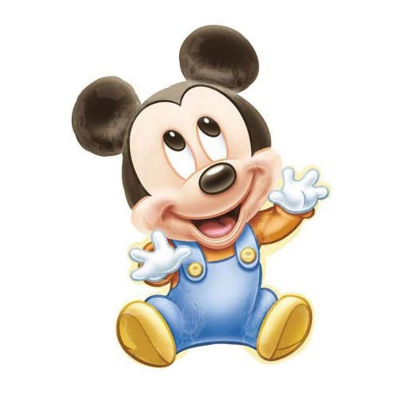 Cattex Baby Mickey Supershape Foil Balloons