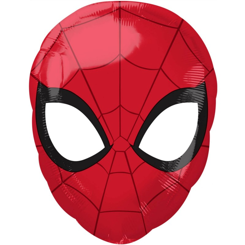 Cattex Spider-Man's Face Foil Balloons 18 Inch