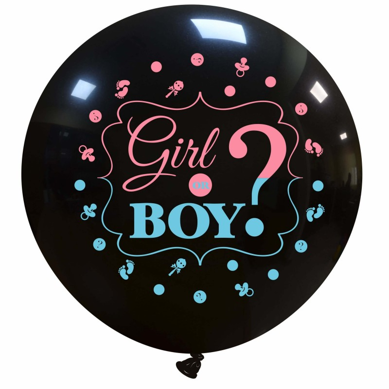36 Inch Gender Reveal Balloons (Cattex)