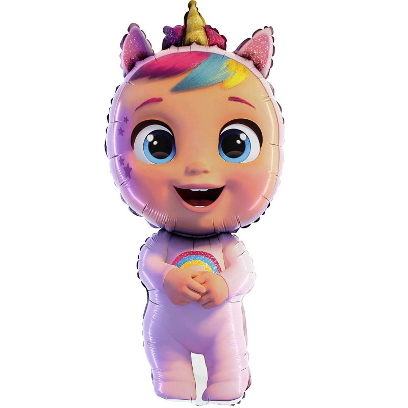 Cattex Cry Babies Supershape Dreamy Foil balloons