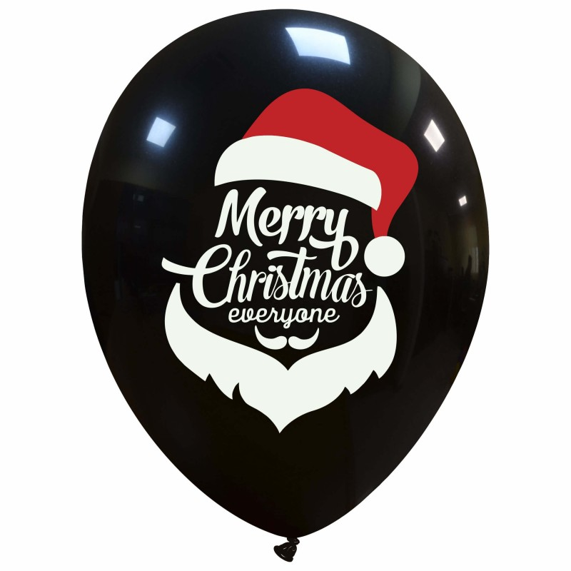 Merry Christmas Everyone Balloons (100pcs)