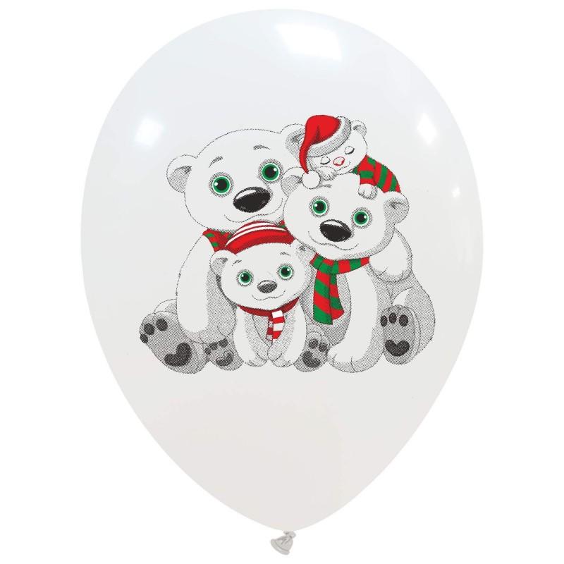 """12"""" Polar Bears 3 Color(PT/110DS.N0253)"""