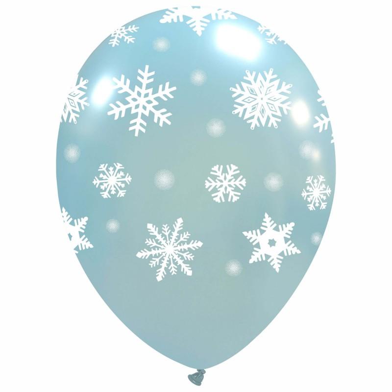 """12"""" Icy Snowflakes(PT/110DSM.N0281T)"""