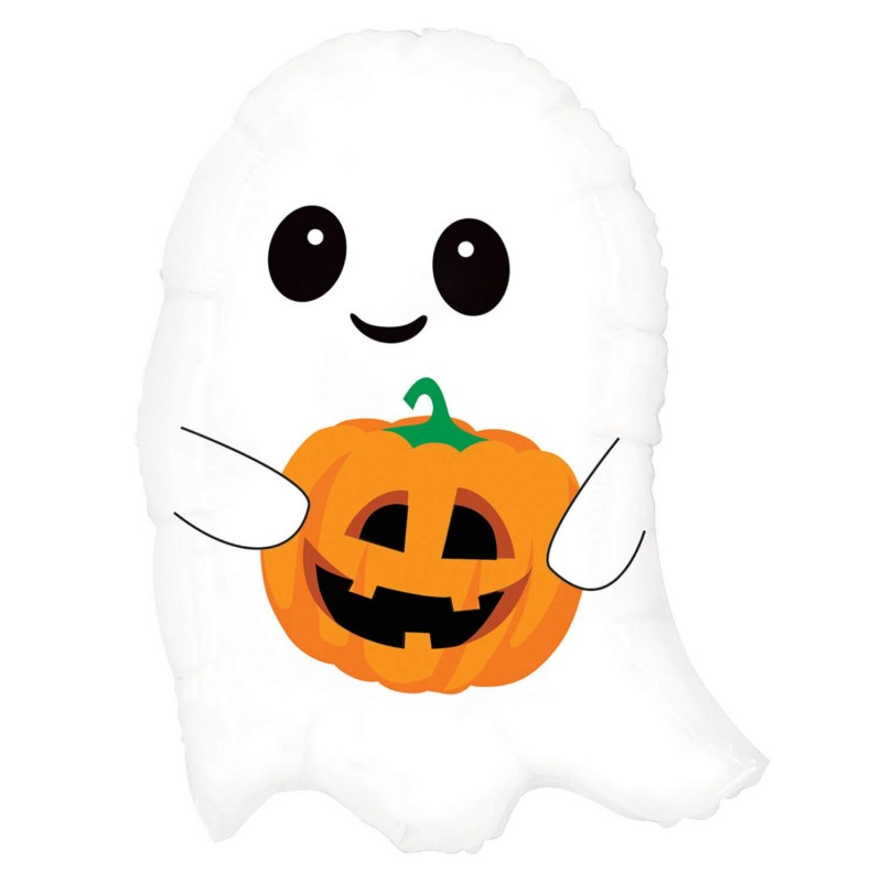 Cattex Cute Ghost Foil Balloons