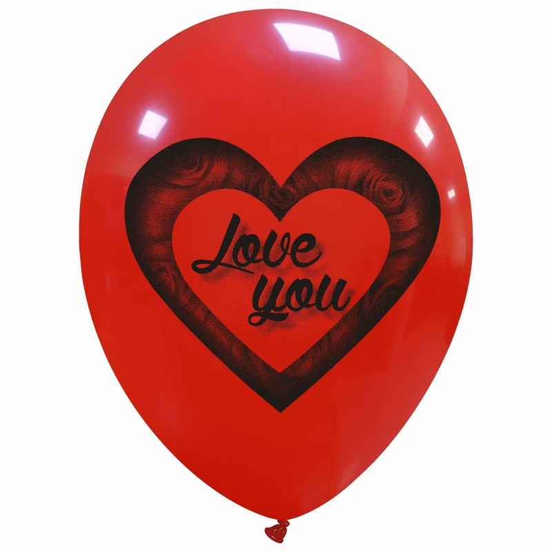 "12"" Love You Roses(PT/110DS.L9151)"