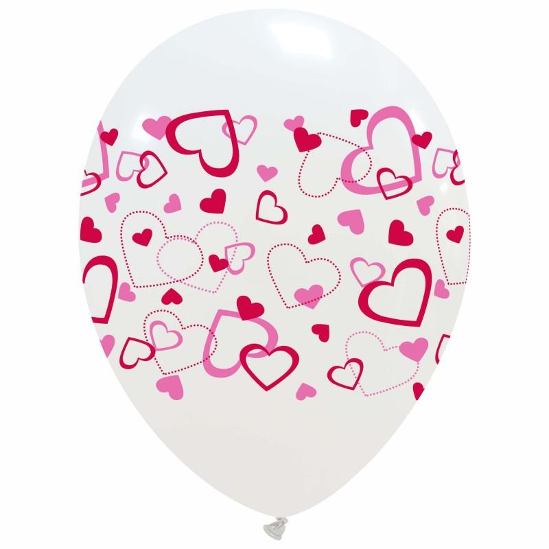 "12"" Cute Hearts 2 Color(PT/110DS.L9442F)"