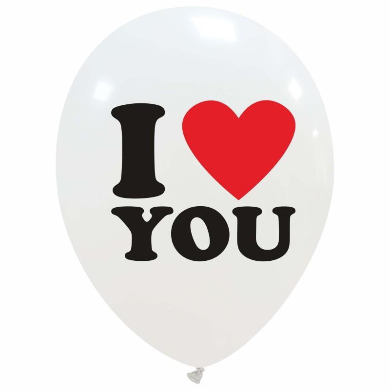 "12"" I Love You 2 Colors(PT/110DS.L1142)"