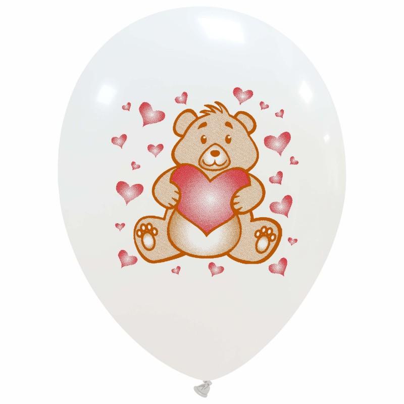 "12"" Teddy Bear Love 2 Color(PT/110DS.L0112)"