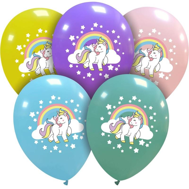 Unicorn Balloons (Cattex)