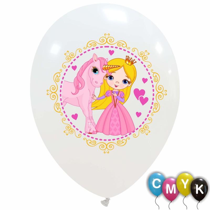 Princess Balloons CMYK (Cattex)