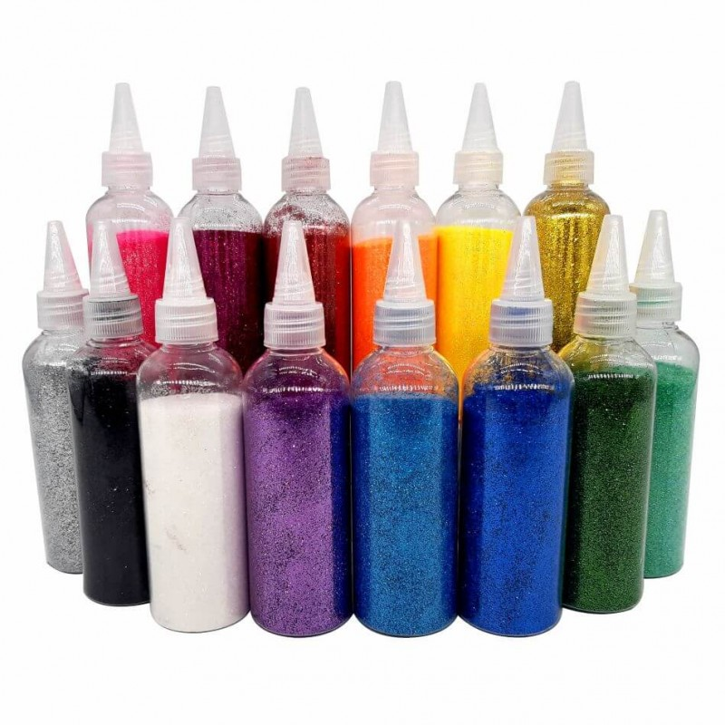 Cattex - Colorful Glitter For Balloon Decorations