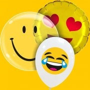 Faces, Smileys And Emojis
