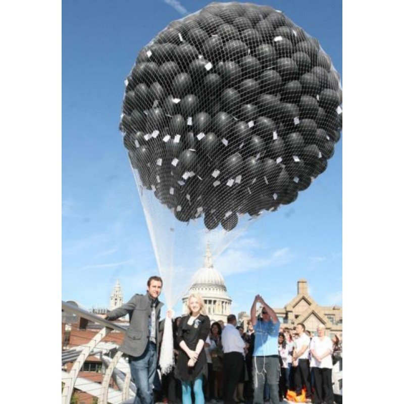 Cattex Large Net For Decoration With Balloons