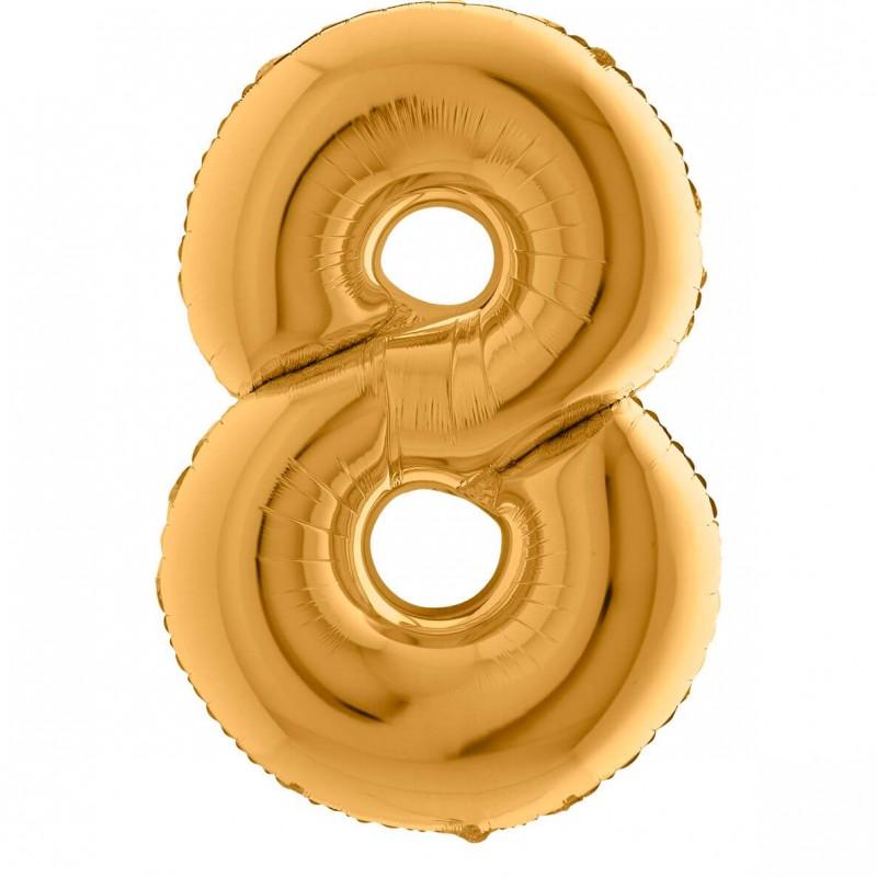 """40"""" Number 8(PM/N102-8)"""