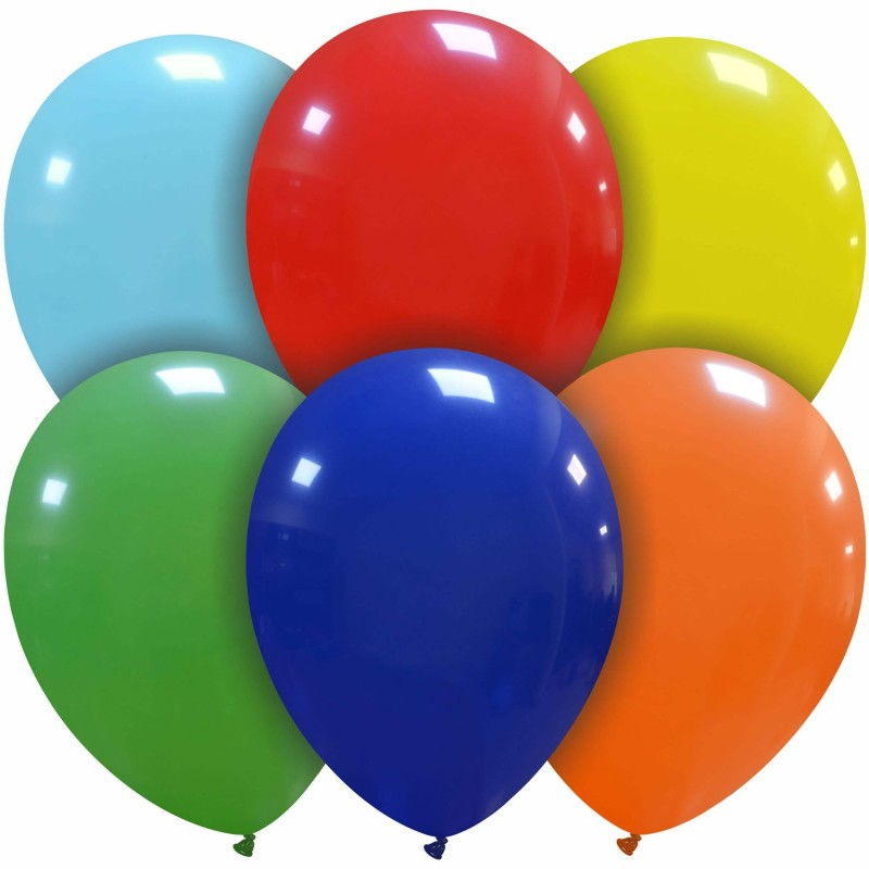 Cattex Balloons 12 Inch Pastel Colors