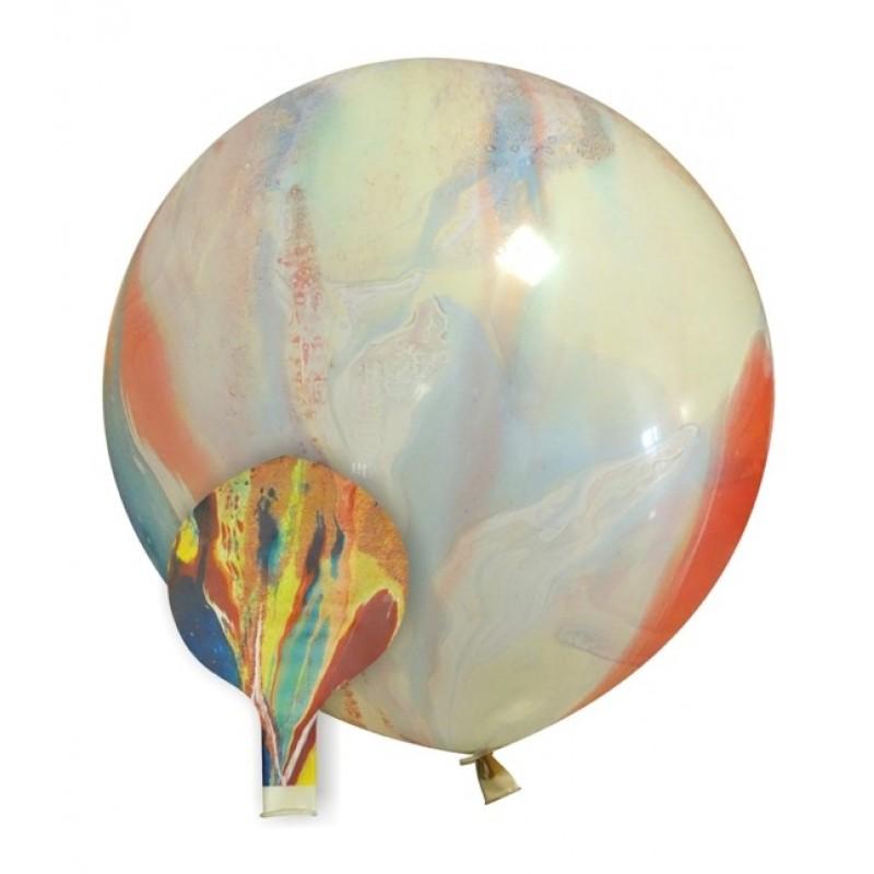 """35"""" Marble Balloon(PT/200.MR)"""